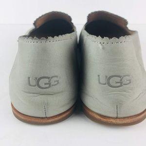 61869dfbb9c UGG Austrailia Vista Flats Womens 7 US 38 EUR Seal